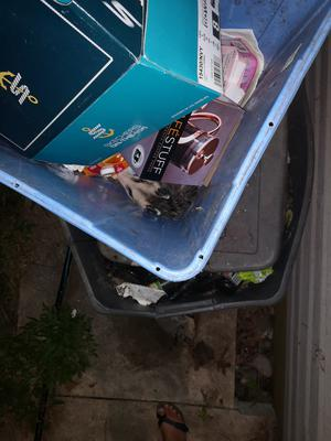 Recycling box Possum Ontario