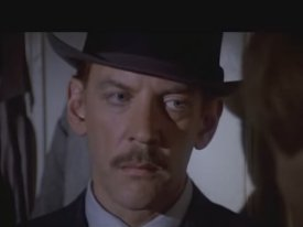 Donald Sutherland, a great Canadian!