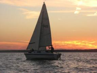 Lake Erie sailing is fun in Ontario