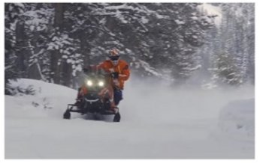 snowmobile ontario