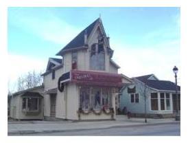 Talbot Street store, Aylmer, Ontario