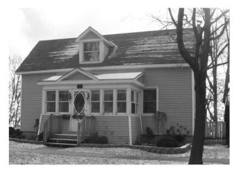 Older single family home in Aylmer, Ontario