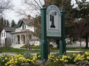Brantford, Bell Homestead