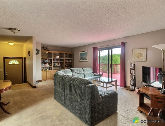 Family room at 42815 Beck Line, St Thomas