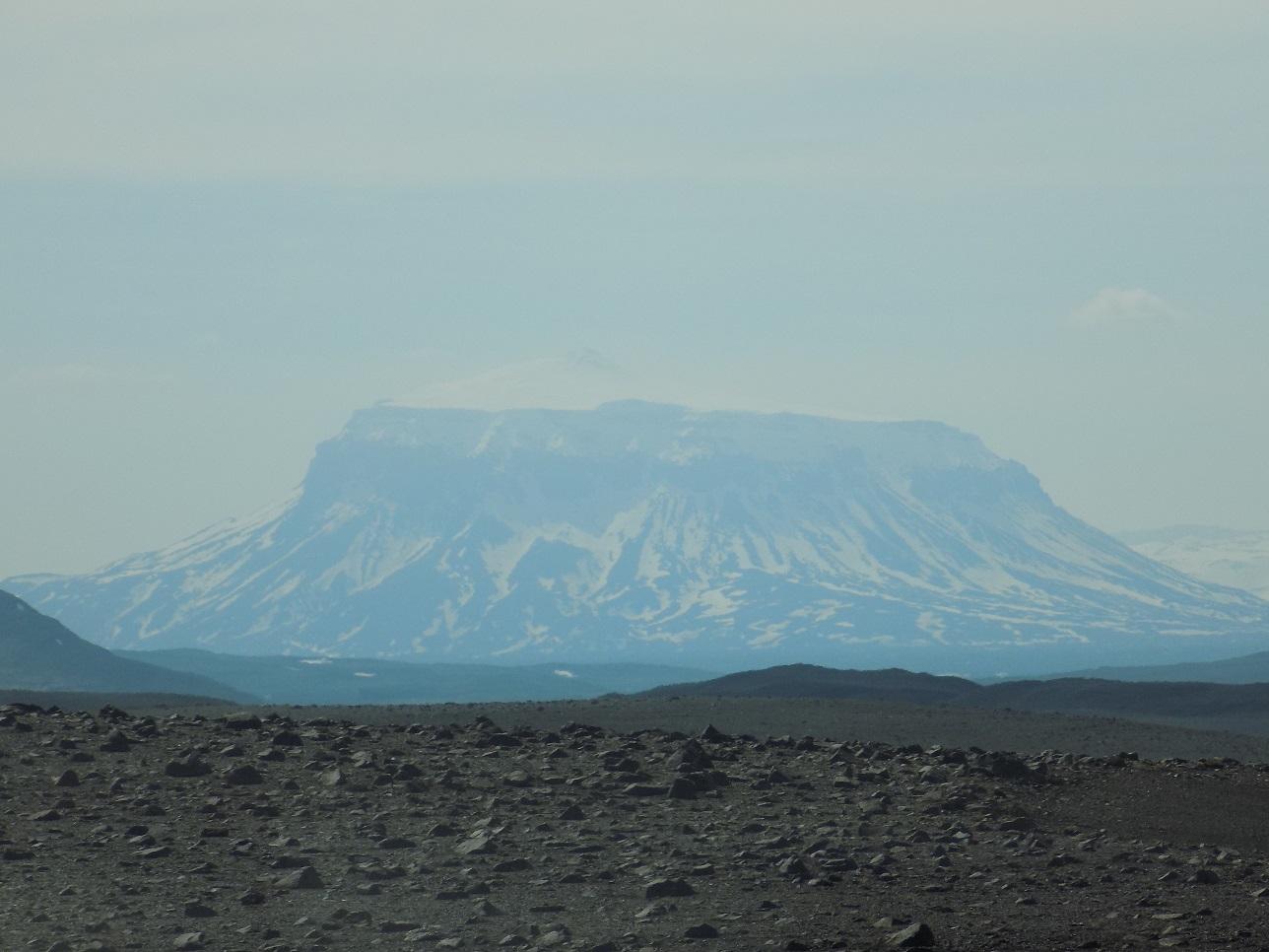 Mountain Herðubreið