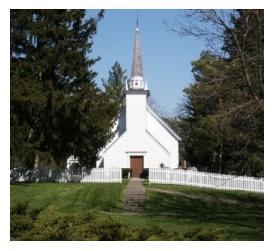 Mohawk Chapel, Brantford, Ontario