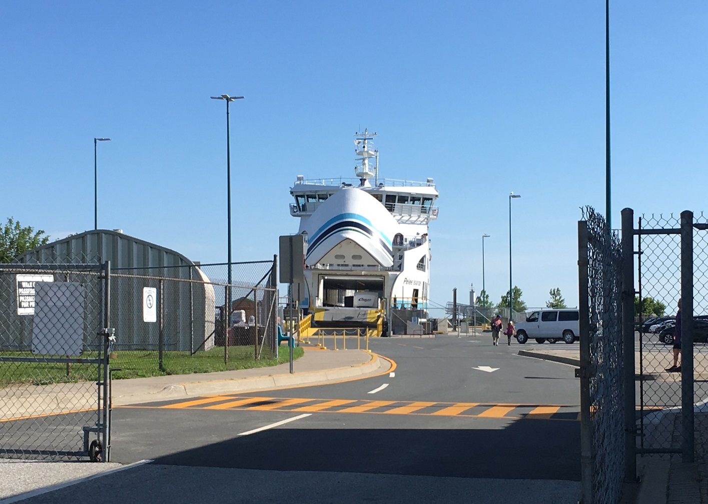 Ferry to Pelee Island from Leamington