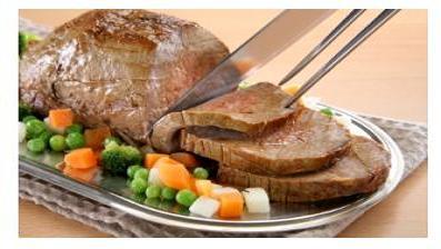 Roast Beef Dinner at St John's Church, St Thomas