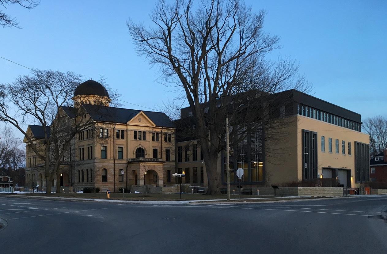 Elgin County Courthouse, St Thomas, Ontario