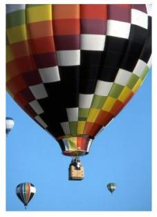 Hot Air balloon - Balloonfest, London, Ontario