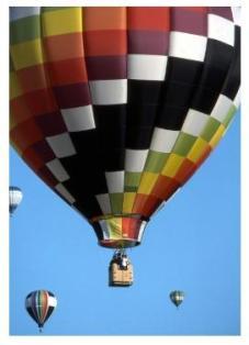 Hot Air balloon - Balloonfest, London, Ontario