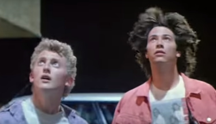 Bill and Ted's excellent adventure picture