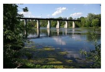 River Avon, St Marys, Ontario