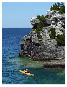 The Beautiful Bruce Peninsula, Ontario, Canada