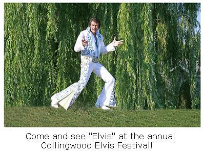 Elvis Festival - Collingwood, Ontario