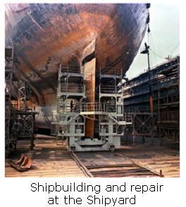 Collingwood Shipyard Ontario