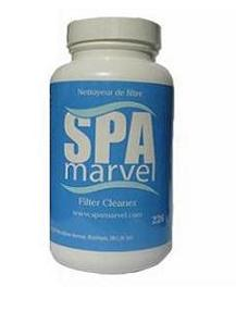 Spa Marvel Filter Cleaner for hot tub