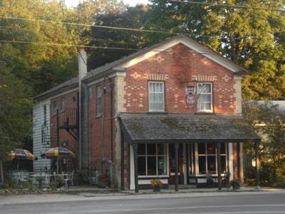 Store in Glen Williams, Ontario
