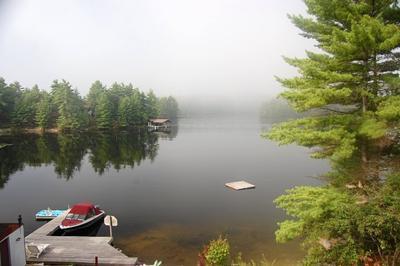 Go Home Lake, September