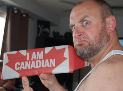 I AM Canadian!