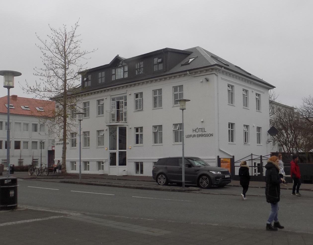 The Hotel Leifur Eriksson, Reykjavik