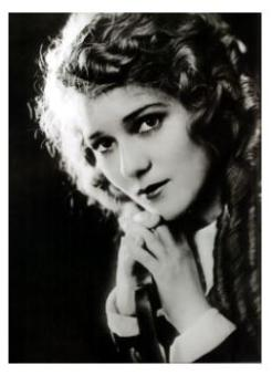Mary Pickford, America's Sweetheart, born in Toronto