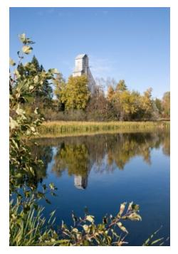 Gold Mine in Northern Ontario