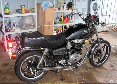 My 1982 Honda Looks Like This