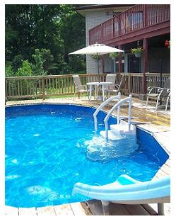 Sunnybrook Farm Guest Suite swimming pool