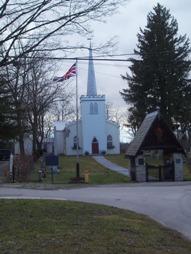 Old English Church, Walnut Street, St Thomas, Ontario