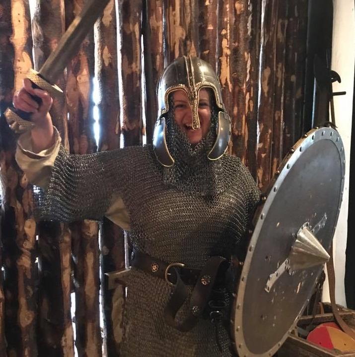 Warrior Woman Saga Museum, Reykjavik