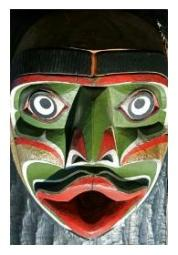 Native Canadian Art - totem