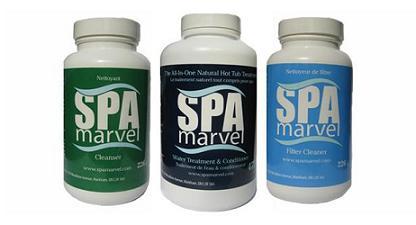 Spa Marvel Start Up Kit
