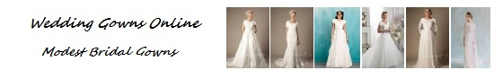Modest Wedding Gowns, free delivery world wide