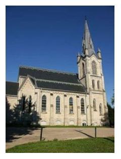 Church, St Marys Ontario