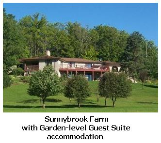 Sunnybrook Farm - Garden-level Guest Suite, St Thomas, Ontario