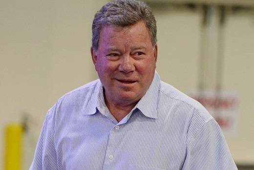 William Shatner, a great Canadian!