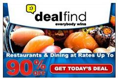 Dealfind Restaurants and Dining