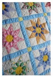 Mennonite quilt, St Jacobs