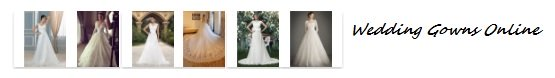 Wedding Gowns online - free shipping world wide
